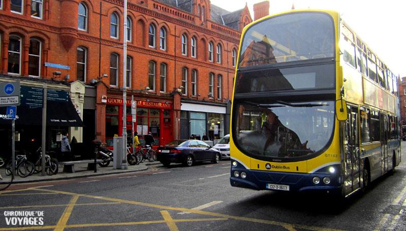 8 clichés et préjugés sur l'Irlande : le retard des bus- Chronique de Voyages