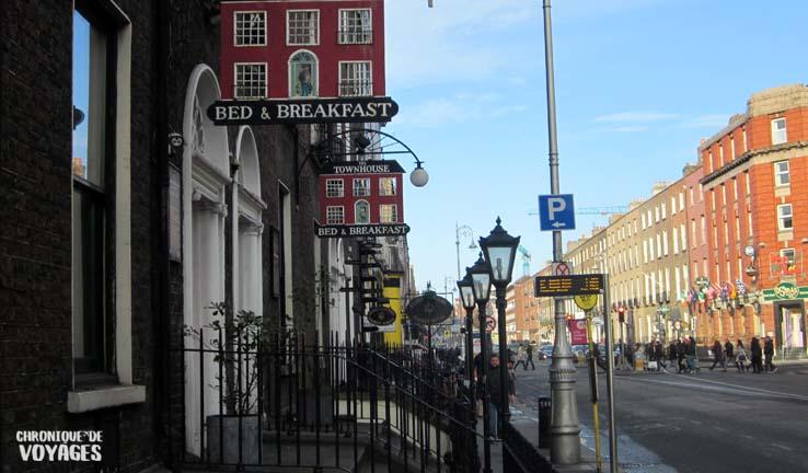 9 conseils pour trouver un logement à Dublin Auberge de Jeunesse - Chronique de Voyages