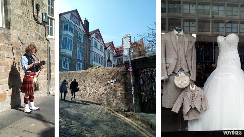 Walking tour d'Edimbourg, chronique de voyages