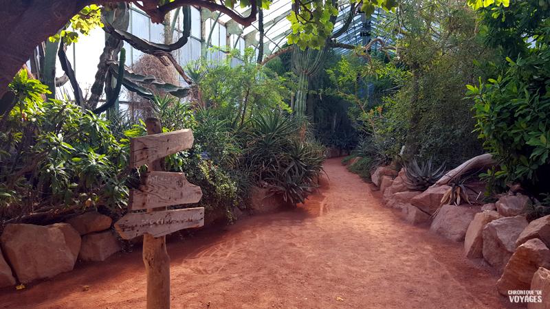 Jardin Botanique Parc de la tête d'Or Lyon