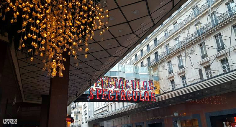 Noël à Paris : illuminations, vitrines de Noël ou shopping aux Galeries Lafayette ?