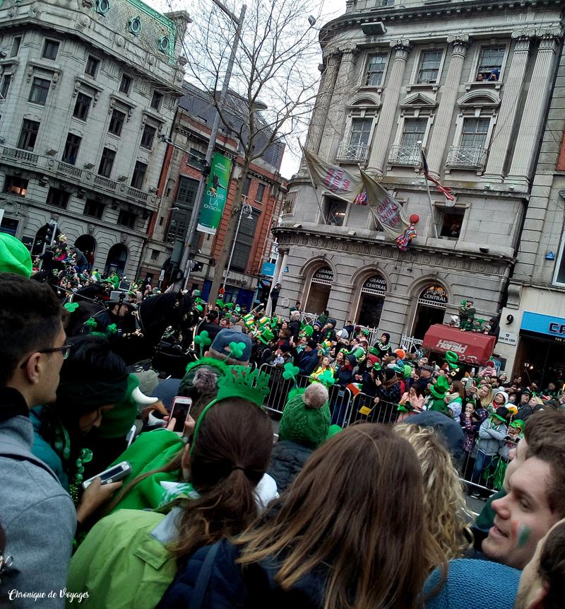 Saint Patrick : Comment célébrer le 17 mars à Dublin ?