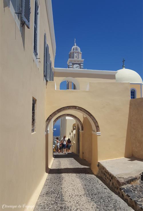 La Grèce et les Cyclades : 3 jours pour visiter Santorin !