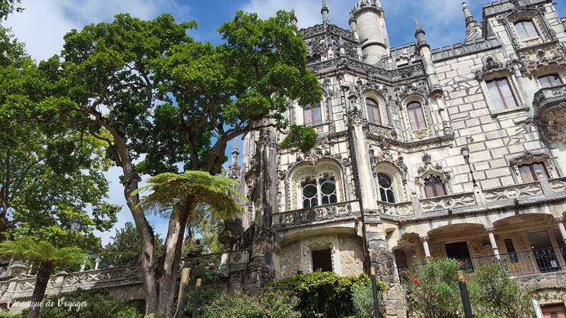 Palais Quinta Da Regalaria à Sintra