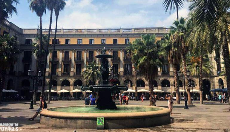 1 journée à Barcelone, 5 choses à voir absolument !