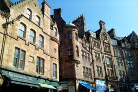 Un Weekend à Edimbourg, itinéraire en 10 étape - Chronique de Voyages