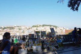 Weekend au Portugal : 4 jours à Lisbonne + châteaux de Sintra