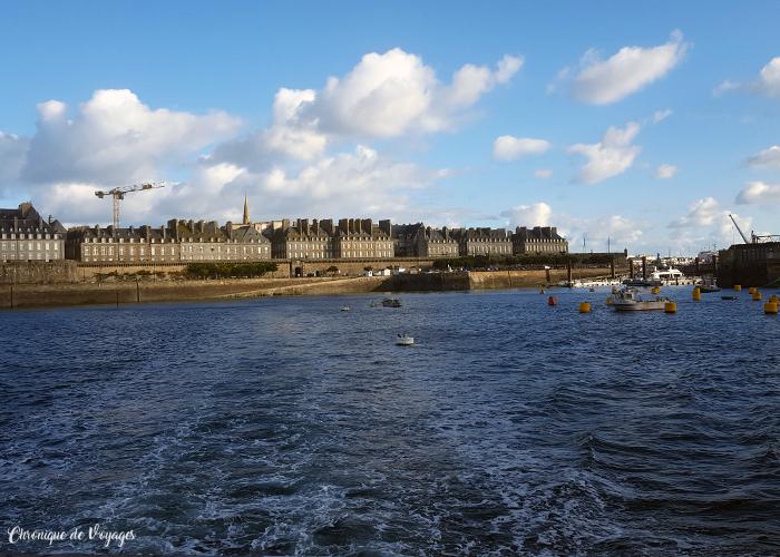 Un weekend à Saint Malo dinard et dinan